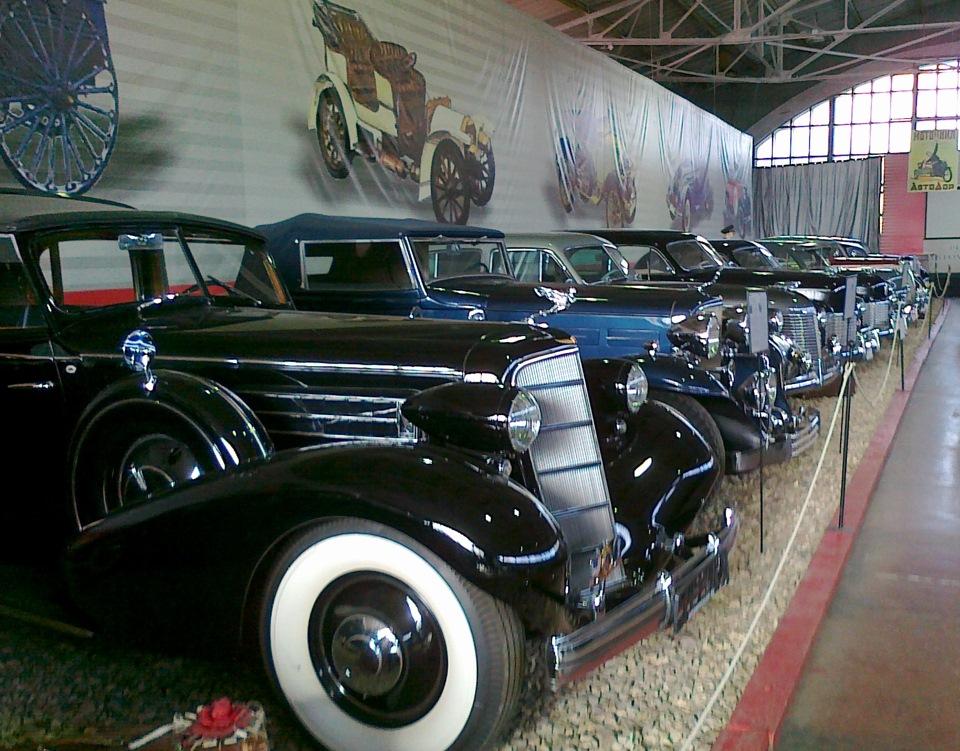 To see vintage cars