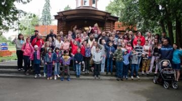 Учні дитячої недільної школи Володимирського собору відвідали Межигірський монастир