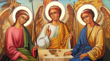 День Святої Трійці в Національному парку Межигір'я