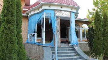 Передача маєтку Пшонки на відповідальне зберігання ГО НПУ «Межигір'я»