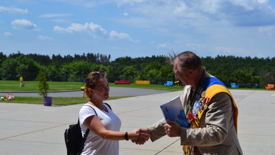 Eurocamp, чемпіонський урок від Юрія Чижа.