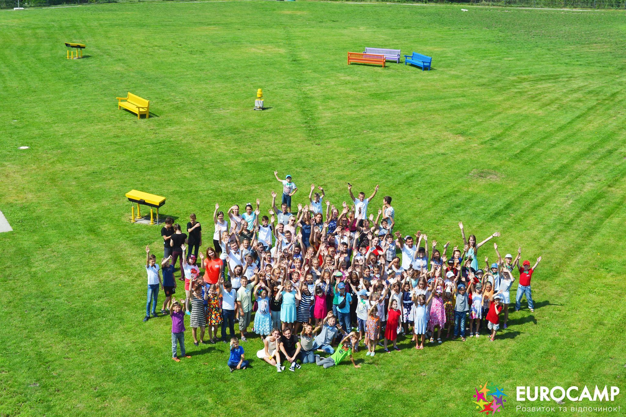 Дитячий табір Eurocamp